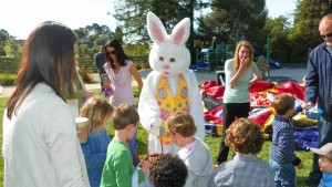 Easter Bunny (2) - April 7, 2012