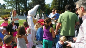 Easter Bunny - April 7, 2012